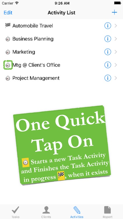 Time Travel Tracker Lite: for recording freelance and hourly employee time and travel screenshot-0