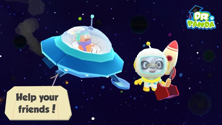 Dr. Panda Space screenshot-4