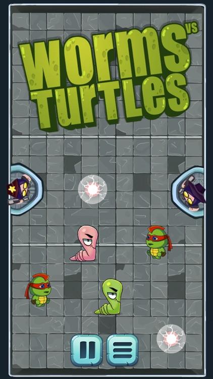 Worms vs Turtles