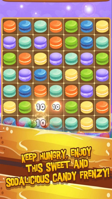 X Max Cookie: Link Cake Star screenshot two