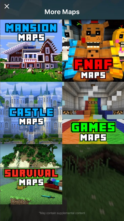MANSION MAPS for Minecraft PE - The Best Maps for Minecraft Pocket Edition (MCPE) screenshot-3