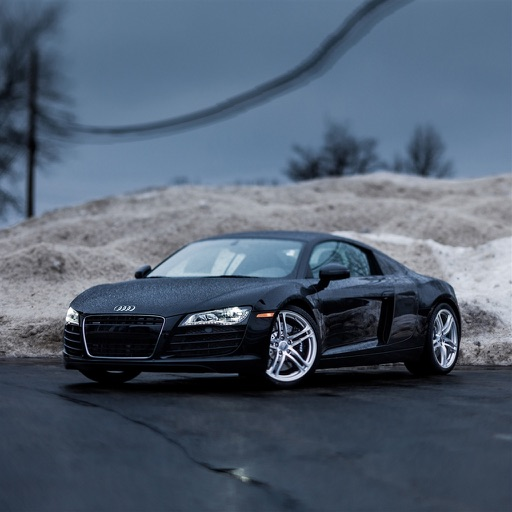 HD Car Wallpapers - Audi R8 Edition