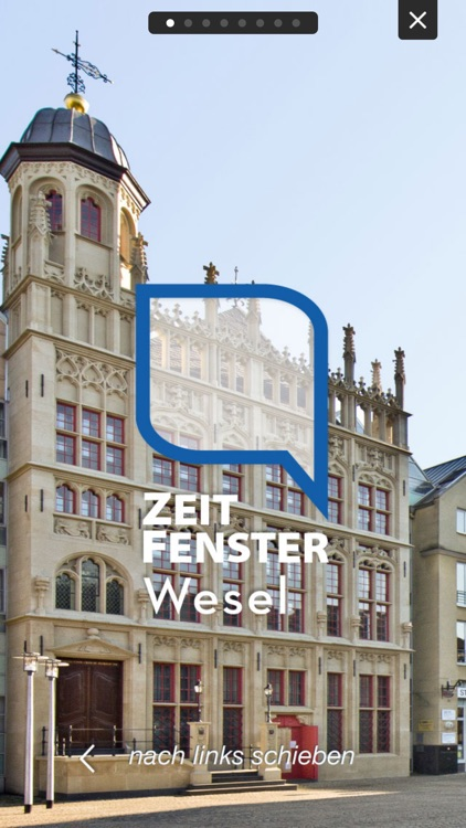 Zeitfenster Wesel screenshot-0