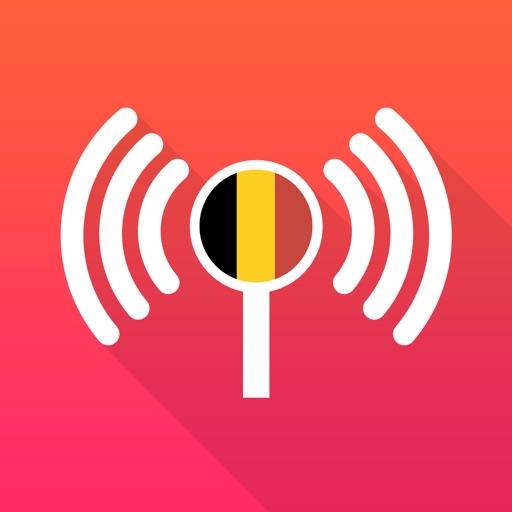 internet radio belgie