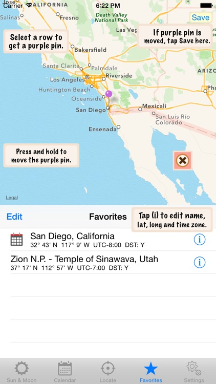 Sun Calendar screenshot-3