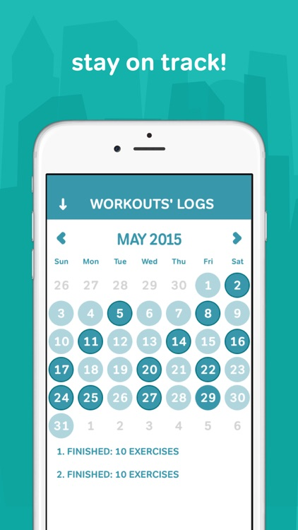 7 minute workouts with lazy monster PRO: daily fitness for kids and women screenshot-4