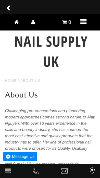点击获取Nail Supply UK