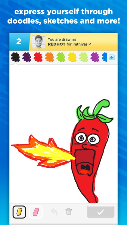 Draw Something screenshot-4