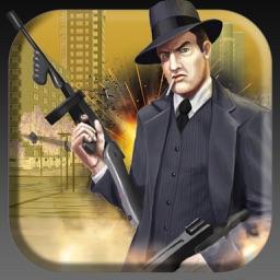 Empire of Crime, Gun Shooting Dark Knight