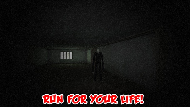 Slender Man Nights Hunter: Scary horror ghost Escape From Abandoned forest