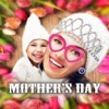 Mother Makeup Booth - Aa Photo Frame & Sticker Edit.or to Change Hair, Eye, Lip Color
