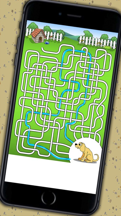 Mazes - logic games for children Premium