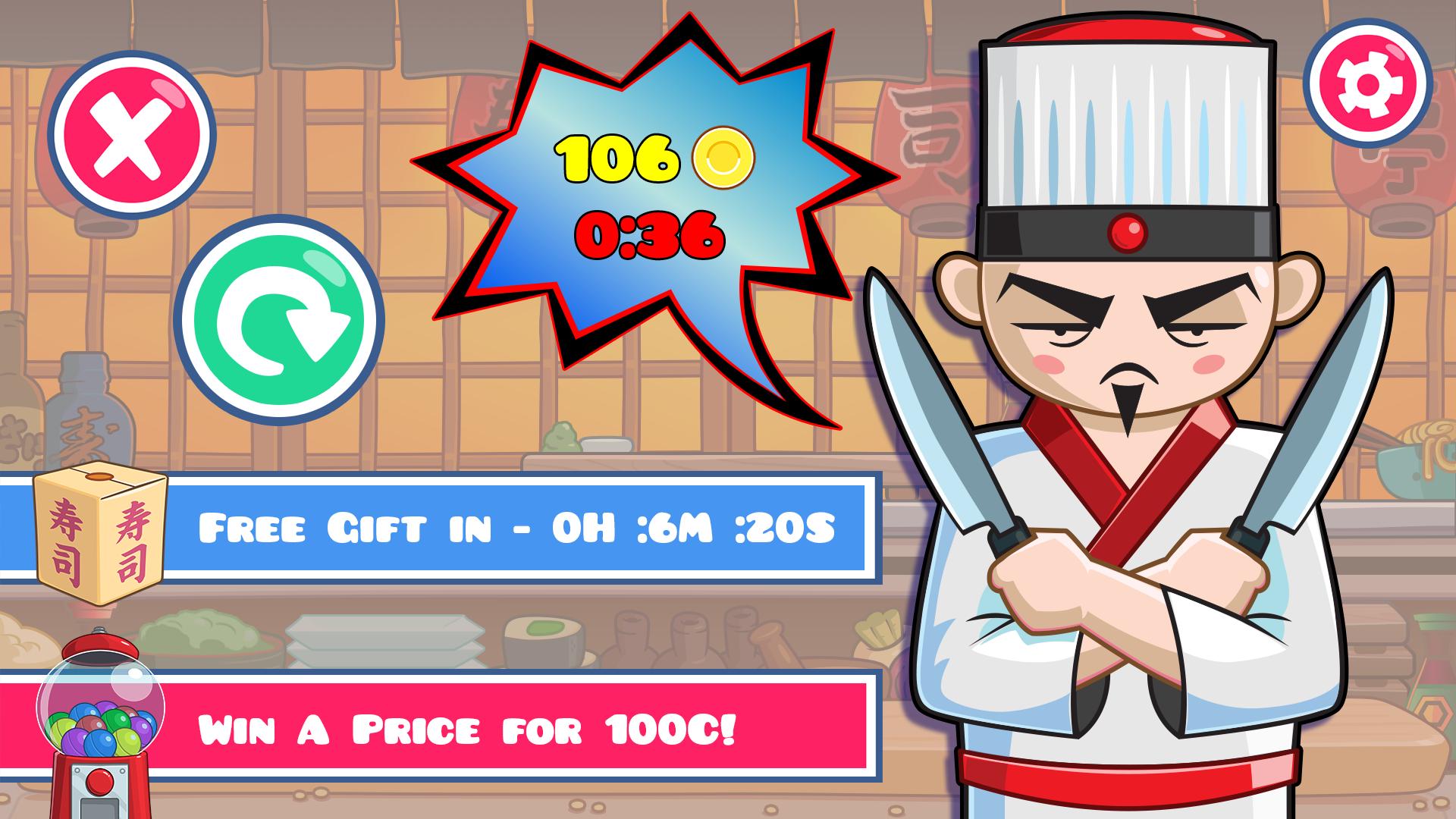 Don't Be Sushi! screenshot 14