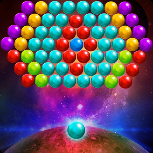 Mercury Pop Bubble Shooter