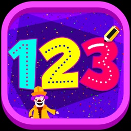 123 Tracing - Learn counting and tracing numbers with interactive activities and puzzles