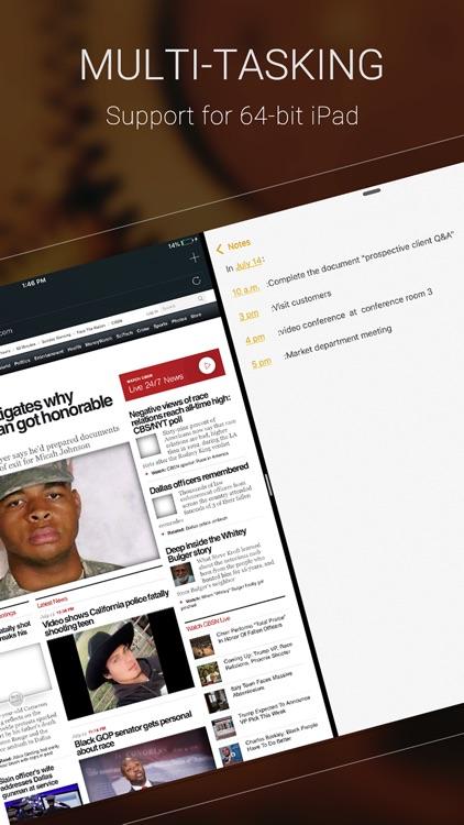 Dolphin Zero Incognito Browser -Mini Web Explorer screenshot-4