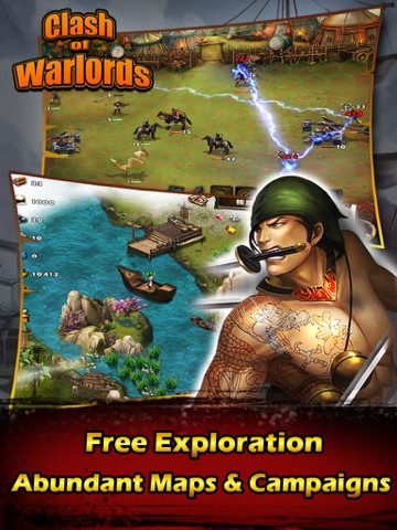 Clash of Warlords screenshot