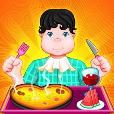 Activities of Pizza Food Cook Shop