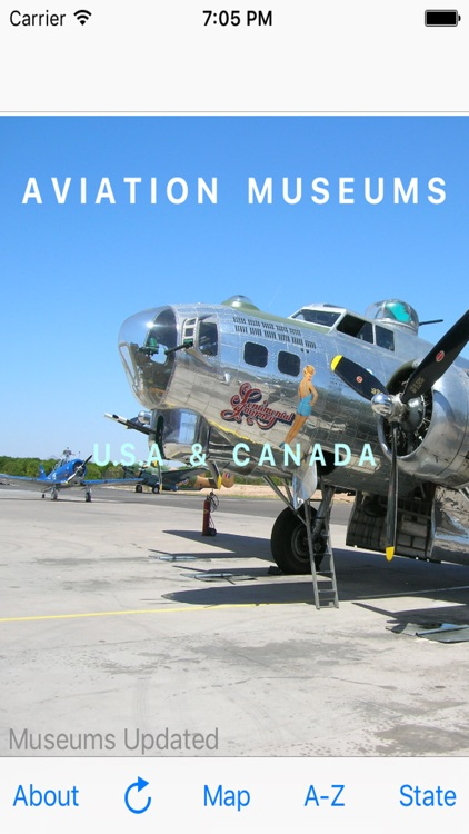 Aviation Museums North America