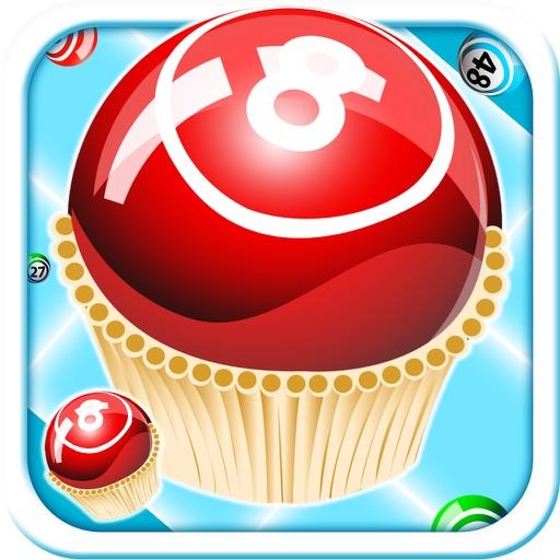 Cupcake Fun Bingo - Free Bingo Game