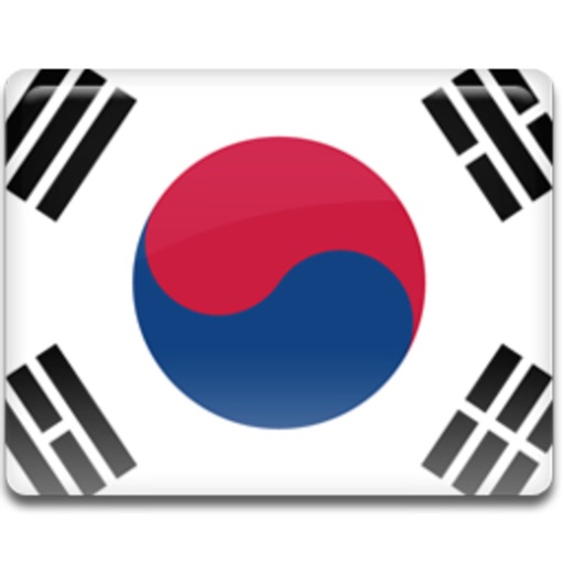 Korea Slangs Dictionary icon