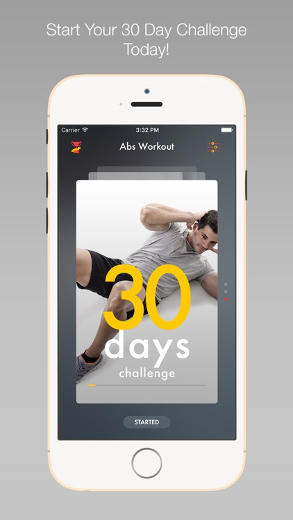 Abs Workout Trainer by Fitway screenshot-1