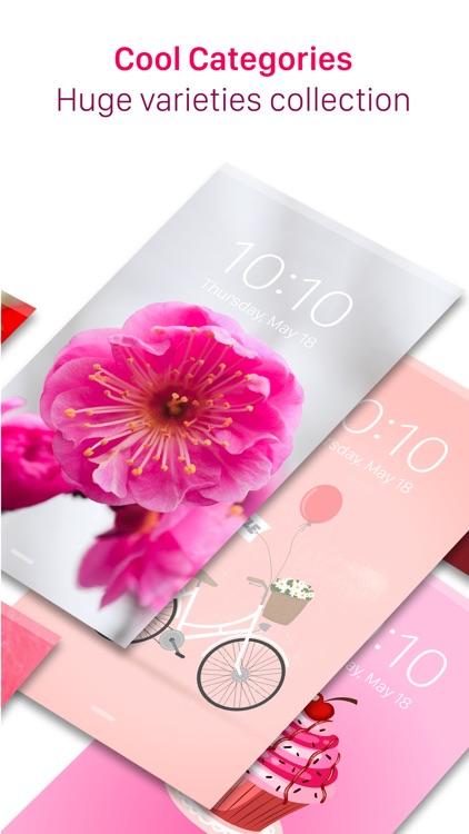 Pink Wallpapers & Backgrounds ™ Pro screenshot-3