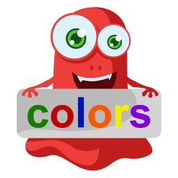 Colors Drag and Drop for nursery and preschool kids