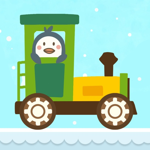 Labo train a creative draw play road construction game for Construction drawing apps