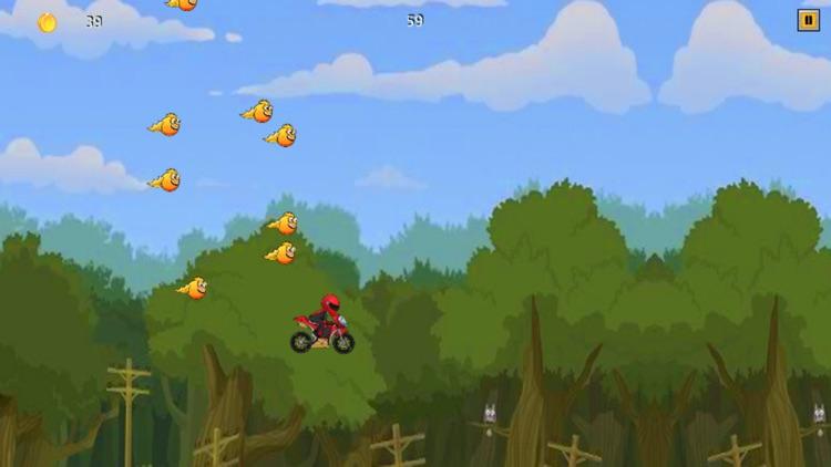 Moto Skill Racing screenshot-4