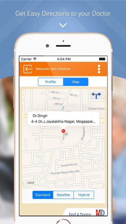 Find-a-Doctor screenshot-3