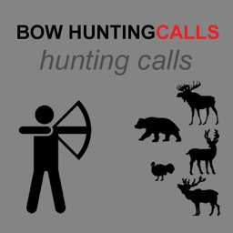 Bow Hunting Calls - BLUETOOTH COMPATIBLE