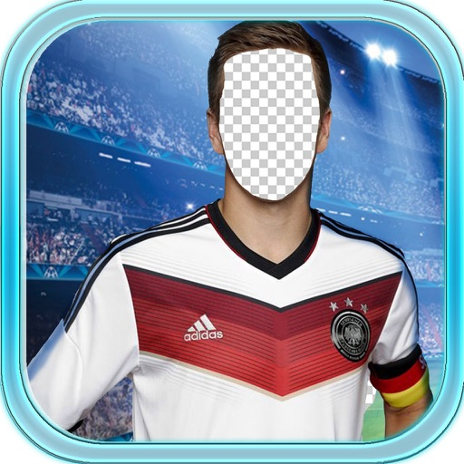 Baixar Switch Face.s for UEFA EURO 2016 - Funny Face Changer with Top Star Legend Player.s para iOS