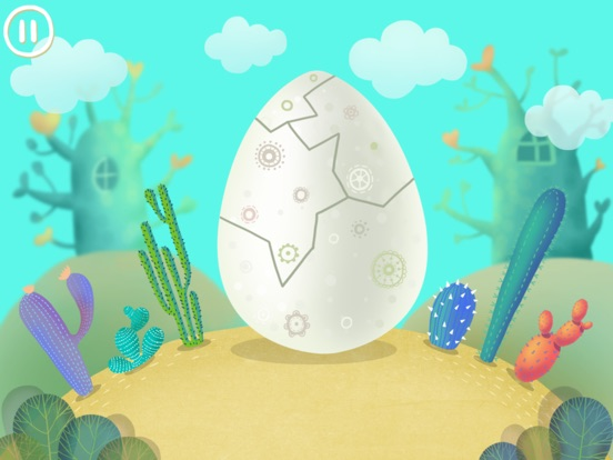 Lil Turtle - детская игра-приключение про черепаху на iPad