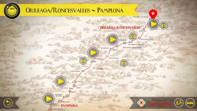 Camino de Santiago 360º screenshot-4