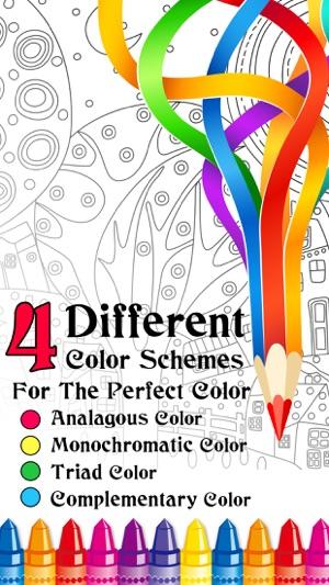 Color Remix Adult Coloring Book