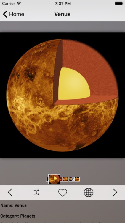Solar System Details