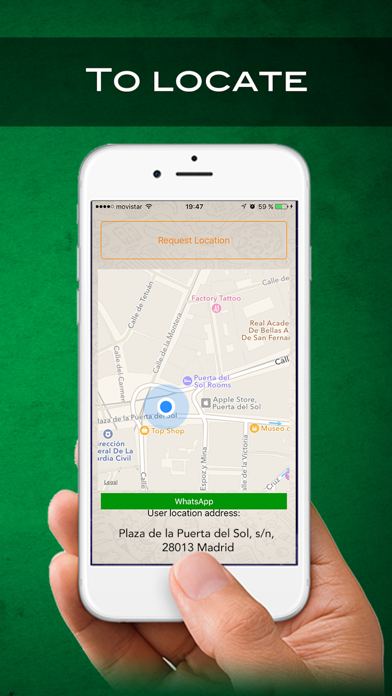 Where is it located ? screenshot three
