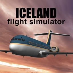 Iceland Flight Simulator