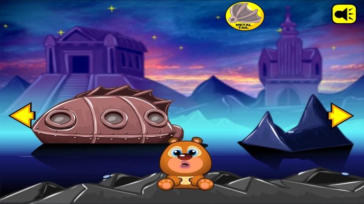 逗小熊开心之护身法宝 - 找你妹解谜游戏 screenshot-3