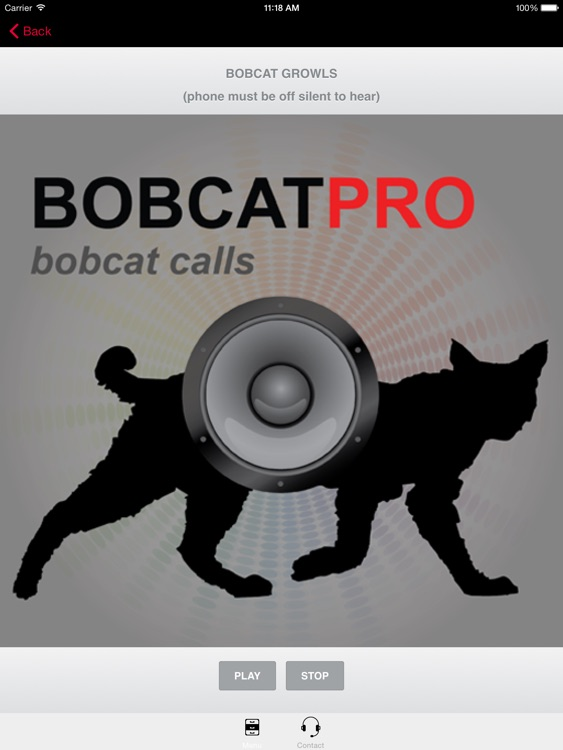 Bobcat Hunting Calls - With Bluetooth - Ad Free HD