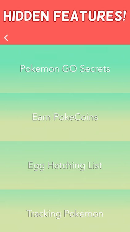 Cheats + Tips for Pokemon GO