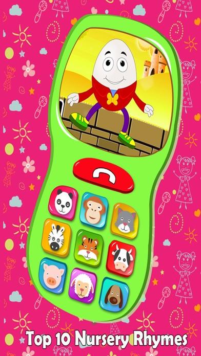 点击获取Baby Phone Rhymes 2 - Free Baby Phone Games For Toddlers And Kids