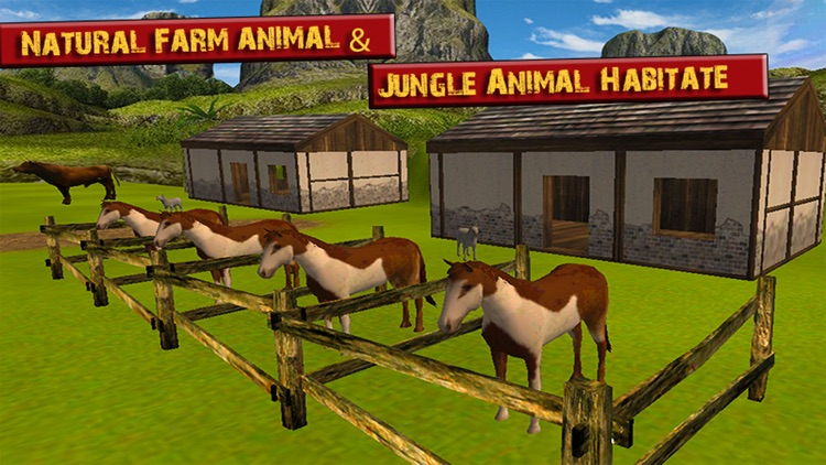 Farm Transporter 2016 – Off Road Wild Animal Transport and Delivery Simulator