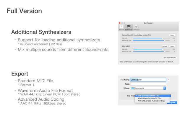 NASequencer on the Mac App Store