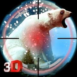 Polar Bear Attack Hunter 2016 - Shoot to Kill Artick Wild Animal - Survival mission