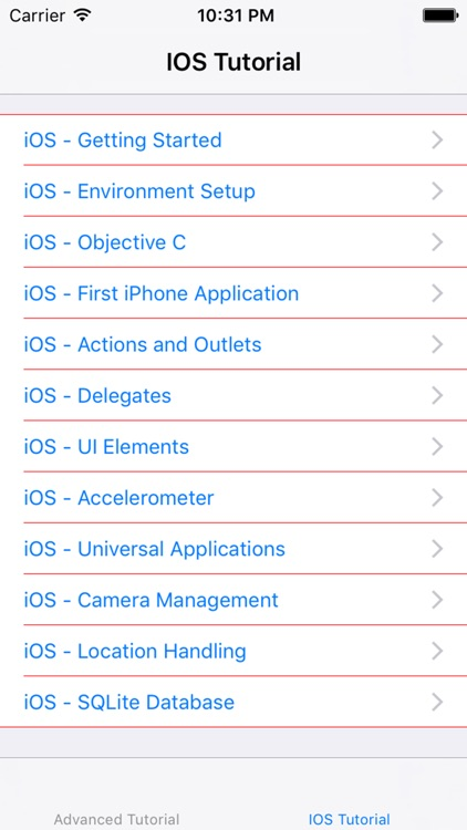 Tutorial for iPhone SDK screenshot-0