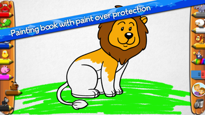 Coloring Book With Animals 1