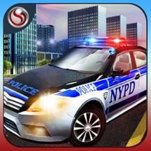 Civil Police Car Driving 2016