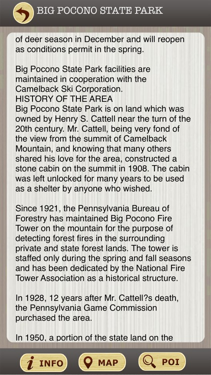 Pennsylvania State Parks & National Park Guide screenshot-3